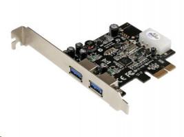 2 PORT PCIE USB 3 CARD W/ UASP