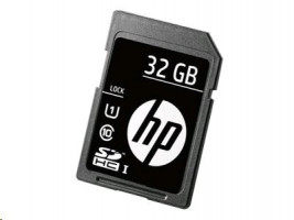 HP 32GB SD Mainstream Flash Media sada