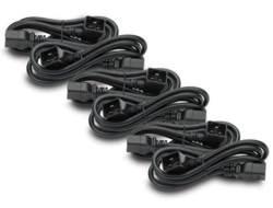 Power Cord sada (6 ea), C19 to C20 (90 degree), 0.6m