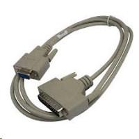 Lantronix kabel MODEM DB9F TO DB25M 6FT