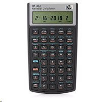 HP 10BII+ FINANCIAL CALCULATOR (NW239AAUUZ)