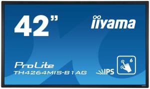 """42"""" LCD iiyama ProLite TH4264MIS-B1 AG-RS232C,BNC"""