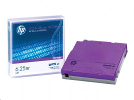HP LTO-6 Ultrium 6.25 TB MP WORM Data Cartridge