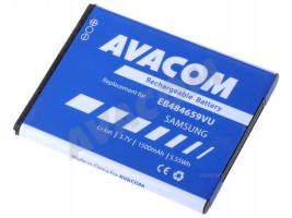 Baterie do mobilu Samsung Li-ion 3,7V 1500mAh pro S5820 (náhrada EB484659VU) (GSSA-S5820-S1500A)