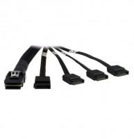 Intertech Kabel SATA SFF 8087 Gekreuzt