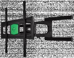 Hama TV Wall držák XL Fullmotion Ultraslim 2 Arm (108751)