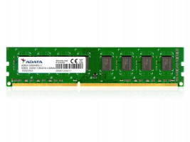 ADATA RAM 8GB DDR3 1600MHz / DIMM / CL11 / non-ECC / 512x8/ 1,35V