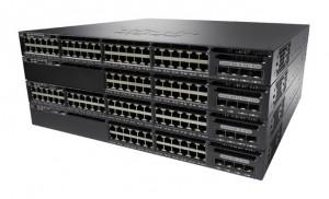 Cisco Catalyst 3650 48 Port Data 2 x 10G Uplink IP Base