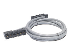 APC Data Distribution Cable - Síťový kabel - RJ-45 (F) do RJ-45 (F) - 15.5 m - UTP - CAT 5e - šedá