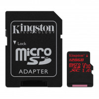 Kingston microSD 128GB UHS-I SDCR/128GB