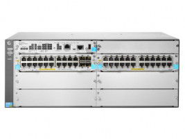HP Aruba 5406R 44GT PoE+ / 4SFP+ v3 zl2 Switch