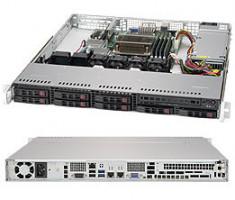"Server Geh Super Micro 1U/1x340W/8x2.5"" SC113MFAC2-341CB bez OS"