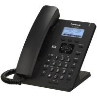 Panasonic KX-HDV130NEB, stolní SIP telefon, černý