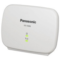Panasonic KX-A406CE - opakovač DECT signálu, 4 kanály