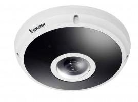 VIVOTEK SUPREME FE9382-EHV FishEye IP Kamera, Outdoor, 5MP, IR 20M, 1,47mm, 360°