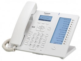 Panasonic KX-HDV230NE, stolní SIP telefon, bílý
