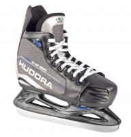 HUDORA Hokejové brusle velikost 28-31 šedé | 44620