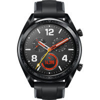 Huawei Watch GT černá | Huawei Watch GT Graphite Black
