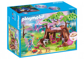 Playmobil Dům lesních víl | 70001