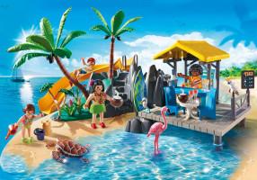 Playmobil 6979 Karibský ostrov s barem