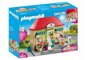 Playmobil Moje květinářství | 70016