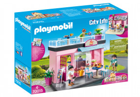 Playmobil Má oblíbená kavárna | 70015