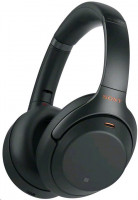 Sony WH-1000XM3, černá