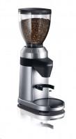 Graef CM 800 Mlýnek na kávu stříbrná barva