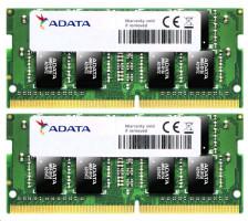 ADATA 32GB DDR4 2666MHz / SO-DIMM / CL19 / KIT 2x 16GB