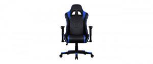 AeroCool Gaming židle AC220 AIR černá/modrá
