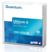 LTO Ultrium 6 - 2.5 TB / 6.25 TB