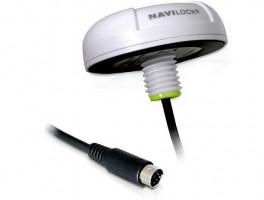Navilock GPS PDA přijímač NL-622MP Outdoor u-blox6 SuperSense® Chipsatz
