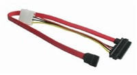 Gembird redukce napájení MOLEX - SATA III + SATA datový kabel