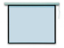 2x3 EEP1818R PROFI elektrické promítací plátno 177x177