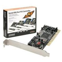 AXAGO PCI řadič 4x int.SATA RAID 0/1/5/10 SI