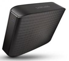 """Samsung externí HDD D3 stanice 3.5"""" 3TB, USB 3.0, černý"""