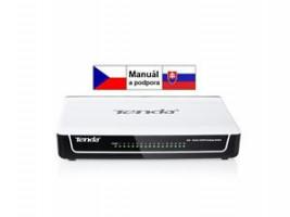 Tenda S16 16x10/ 100Mbps Switch, Plast, Desktop