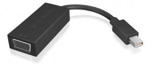 IcyBox miniDP to VGA adaptér kabel