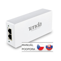 Tenda POE30G-AT Gigabit Power Injector AF/AT 30W