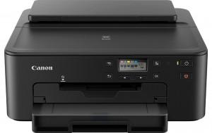 Canon PIXMA TS705 3109C006, černá, Barevná inkoustová tiskárna