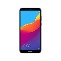 Honor 7C blue Dual-SIM Android 8.0 Smartphone