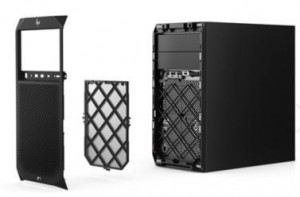 HP Z2 Tower G4 Workstation I7-8700 / 16GB / 512 GB SSD