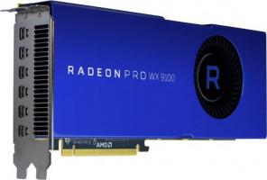 AMD Radeon Pro WX9100 16GB HBM2B,PCI-E 3.0,6xmDP