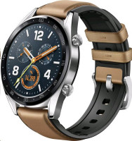 Huawei Watch GT Saddle Hnědá