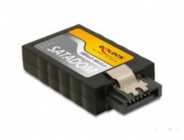 Delock Flash Modul SATA 6 Gb/s 4 GB vertical SLC