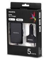 ALFADATA nabíječka do auta 1 x USB-QC 4xUSB 2.4A 52W