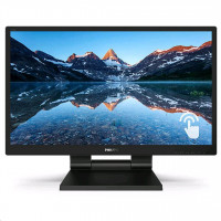 "24"" LED Philips 242B9T - FHD, IPS, HDMI, USB, touch"