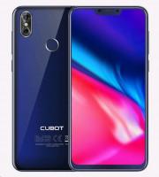 Cubot P20, Dual SIM, LTE, 64 GB, 4GB RAM, modrý