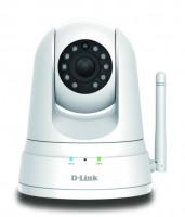 D-Link HD Pan & Tilt Wi-Fi Day/Night Camera (DCS-5030L)