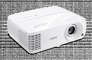 Acer HV832 dataprojektor 2200 ANSI lumen DLP 2160p (3840x2160) Stropní/podlahový projektor Bílá